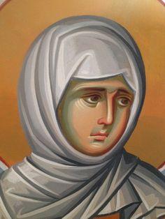 Iconographer Dimitris Maniatis – icoana Orthodox Icons, Fresco, Vignettes, Face, Inspiration, Amazing, Christian Art, To Study, Biblical Inspiration