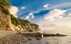 Die Strandvillen Sellin | Strandvillen Sellin Rügen City, Nature, Projects, Painting, Outdoor, Baltic Sea, Weather, Viajes, Log Projects
