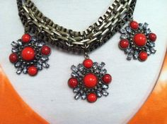 Stunning necklace set only $27.00.