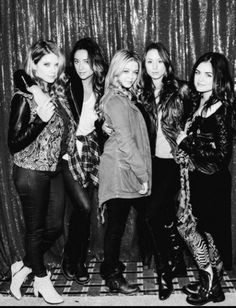 Pretty little liars Queens