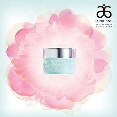 Arbonne RE9 lifting and Contouring Eye Cream.