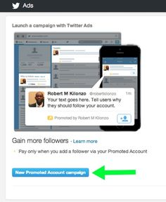 Discover how to use Twitter tailored audiences with promoted tweets and promoted accounts to focus your Twitter marketing.