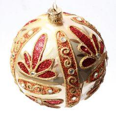 1 Large Bohemian luxury hand made Christmas par BohemianStarsltd, $35.00