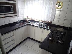 Bancada de Cozinha em Granito Preto São Gabriel                                                                                                                                                                                 Mais