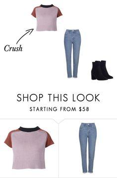 """Crush#1"" by billie-ann-richardson on Polyvore featuring mode, Marni, Topshop et Zimmermann"