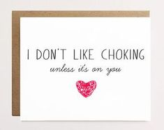 My Funny Valentine, Valentine Cards For Boyfriend, Anniversary Cards For Boyfriend, Valentines Day Quotes For Him, Cute Boyfriend Gifts, Naughty Valentines, Diy Valentines Cards, Boyfriend Card, Funny Boyfriend