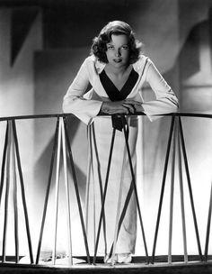 "Katharine Hepburn for ""A Bill of Divorcement"" (1932)"