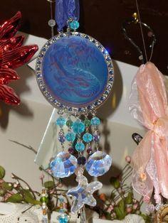 Kirks Folly Lorelei Mermaid Magic Dreamstone Ornament #KirksFolly
