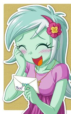 #1163141 - artist:uotapo, cropped, cute, equestria girls, implied bon bon, implied lyrabon, lyrabetes, lyra heartstrings, safe - Derpibooru - My Little Pony: Friendship is Magic Imageboard