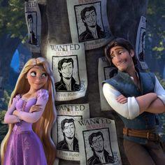 34 Ideas For Wallpaper Iphone Cute Disney Princesses Flynn Rider Disney Rapunzel, Walt Disney, Disney Magic, Disney Art, Disney Movies, Punk Disney, Disney Characters, Wallpaper Casais, Tangled Wallpaper