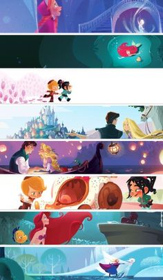 Disney Fan Art / Awesome / Princess / Frozen
