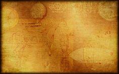 Steampunk Wallpaper/Background by Valeriana Solaris, via Flickr