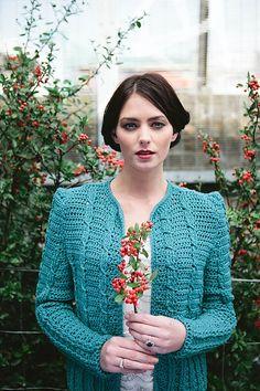 Ravelry: Rosalind Cardigan pattern by Rohn Strong