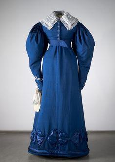Dress 1820s Nordiska Museet