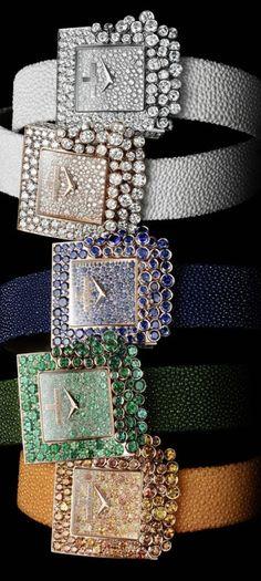 de Grisogono Gem Timepieces
