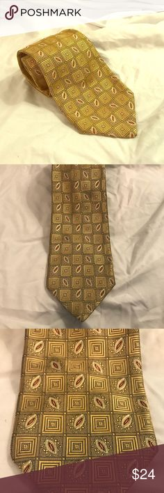 a4e142718860 Robert Talbot Best Of Class Tie Necktie Mens EUC Tie is in great condition  and comes