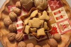 Ďumbierové ( zázvorové sušienky ), Drobné pečivo, recept | Naničmama.sk