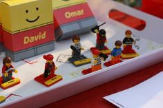 hotcakes: Lego Party