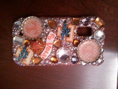 TENNESSEE VOLS bedazzled phone cover