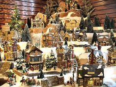 Dickens Village | Dickens Village | Christmas Villages