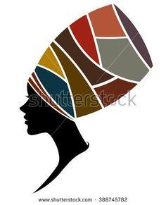 illustration vector of African women silhouette fashion models on white background # Fashion background Afrikalı kadın siluet moda modelleri, güzel Stok Vektör (Telifsiz) 462309172 Arte Tribal, Tribal Art, Woman Silhouette, Silhouette Vector, Black Women Art, Black Art, Afrique Art, African Art Paintings, Art Premier