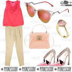 #mydresscode Outfit Ideas Spring/Summer 2014 | Codcast Blog #moda #donna #style #fashion #outfits #streetstyle #milano #fashionweek  #composite #mydresscode
