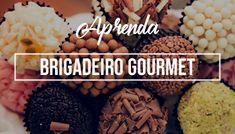 Aprenda a Fazer Brigadeiro Gourmet - Como Fazer Doces Finos Brigadeiro Recipe, Chocolate, Breakfast, Recipes, Delicious Recipes, Yummy Recipes, Delicious Desserts, Dessert Recipes, Pastries