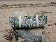 Paisley Yoga Tote Bag $45