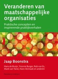Veranderen van maatschappelijke organisaties - Managementboek.nl