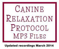 relaxation protocol mp3 files