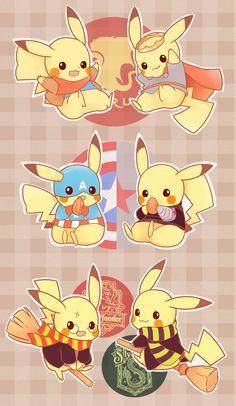 Pikachu counter parts :)