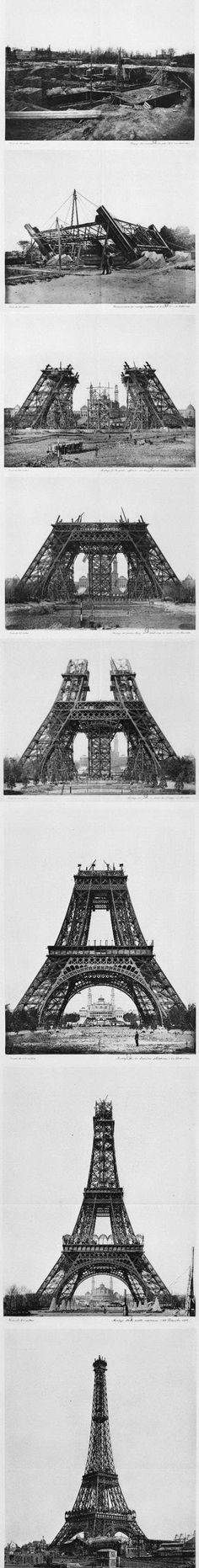 Construction of the Eiffel Tower                                                                                                                                                                                 More