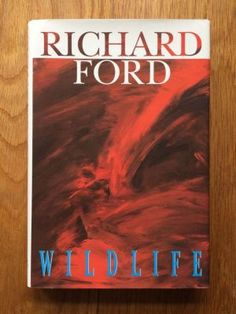 Wildlife - Ford, Richard  The Atlantic Monthly Prses, First edition first impression in near fine condition. Flat signed by author to title page. All pages clear, no markings, binding firm. Dust jacket in removable protective sleeve. Please see pics. Paypal accepted, any questions get in touch.
