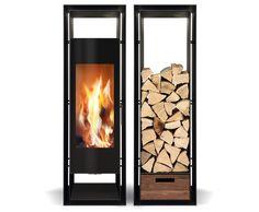 Kaminofen gate - skantherm - Wir sind Feuer und Flamme
