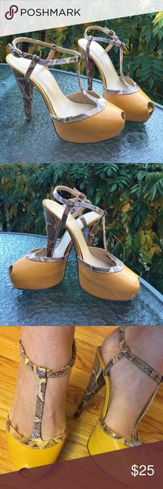 SALE🤑🤑🤑Nine West High heels shoes Great shoes for fall 👠 Shoes Heels