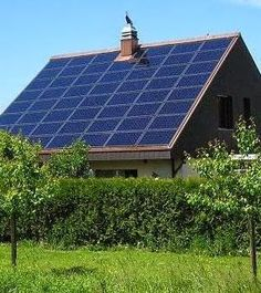 """If """"Power My House"""" means to reach net-zero electrical utility bill, the necessary number of panels can be calculated based on yearly usage...."""