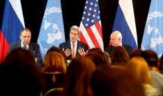 مجموعة دعم سوريا تجتمع في نيويورك الثلاثاء: أعلن الناطق الرسمي باسم الخارجية الألمانية مارتن شيفر أن الاجتماع الوزاريللمجموعة الدولية لدعم…