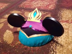 Coronation Elsa Mickey Ears