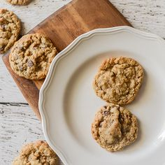 Share With Your Friends These are the BEST oatmeal chocolate chip cookies EVER. Soft, chewy, absolutely perfect. And with a great story about the name. See it HERE! Gross Anatomy Cookies submitted by Tikkido