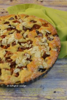 Szilvás pite ch csökkentetten Hawaiian Pizza, Vegetable Pizza, Vegetables, Food, Essen, Vegetable Recipes, Meals, Yemek, Veggies