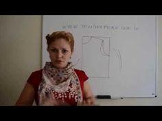 moldecortecostura : Vídeo Aula – Réguas de Modelagem