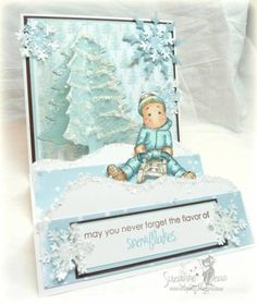 Whee by suzannejdean - Cards and Paper Crafts at Splitcoaststampers