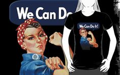 Rosie the riveter by monica90
