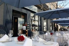 Restaurant Alkalde - Madrid