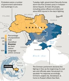Ukraine in crisis