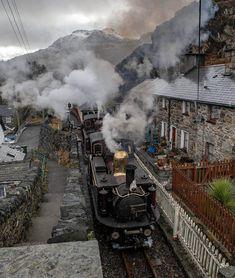 Steam Trains Uk, Heritage Railway, Steam Railway, Steam Engine, Steam Locomotive, Cymru, North Wales, Welsh, Bridges