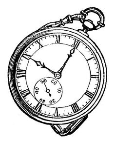 Thursday is Request Day - Bagpipes, Spool of Thread, Pocketwatch, Dinosaur Bones, Fishing - The Graphics Fairy