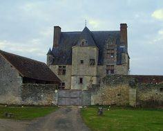 Manoir de Beauregard, XVe - XVIe