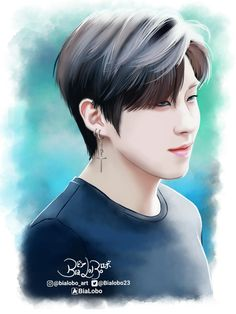 Jongup B.A.P Fanart byBiaLobo #BAP #BAPJongup #Jongup #JongupBAP #Kpop #koreanfanarts #medibang #medibangpaint #BAPFanart #Fanartbap #fanart #digitalart #wallpaperiphone #bialobo #bialobo_art #bia #lobo #korean