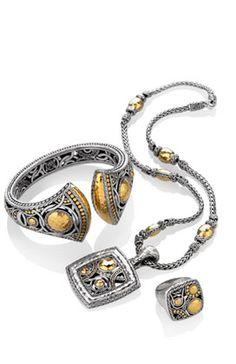 John Hardy Gold Jewellery, Diamond Jewelry, Jewelry Sets, Jewelry Making, John Hardy Jewelry, Precious Metal Clay, Fantasy Jewelry, Bracelets For Men, Glitters